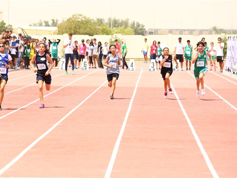 ISC - DIP 2015 TRACK & FIELD